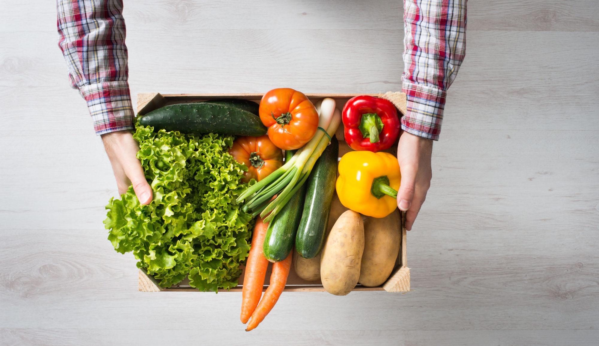 Find de bedste måltidskasser der passer til netop din smag