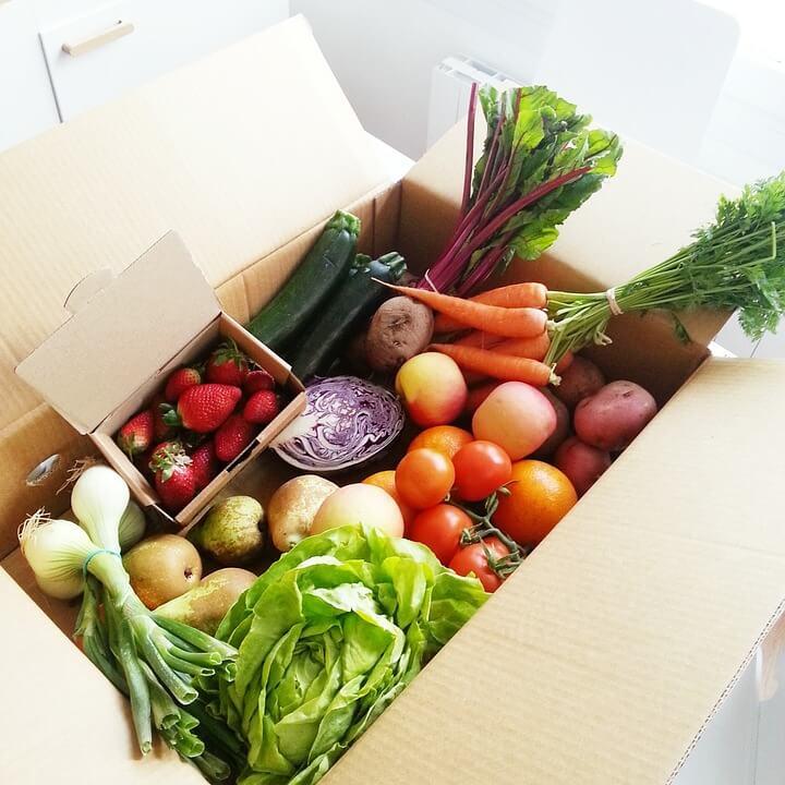 grøntsagskasse - Grøntsagskasser