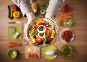 Veganske måltidskasser