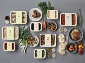 Simple Feast - Family Feast - vegansk måltidskasse