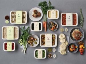 veganer måltidskasse - simply season feast