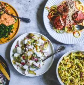 Anmeldelse: Gaia Madservice veganske måltidskasser